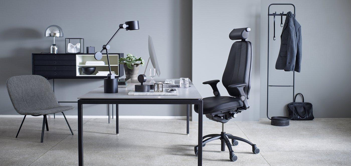 RH Logic 400 i kontorsmiljö