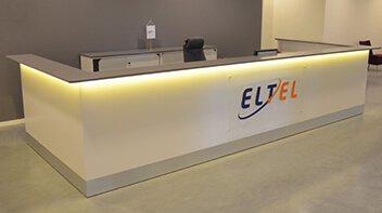 ElTel Receptionsdisk